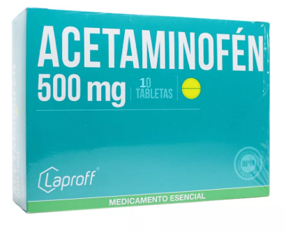 Acetaminofen-Laproff-500mg-18-1-10